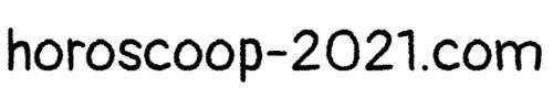 horoscoop-2021.com